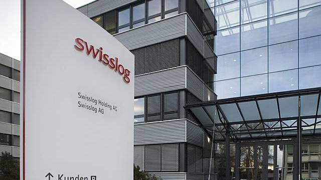 Swisslog-Hauptsitz in Buchs AG