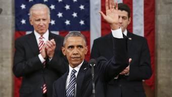 Noch hat er mehr als ein Jahr Zeit, um seine Ziele umzusetzen: US-Präsident Barack Obama.