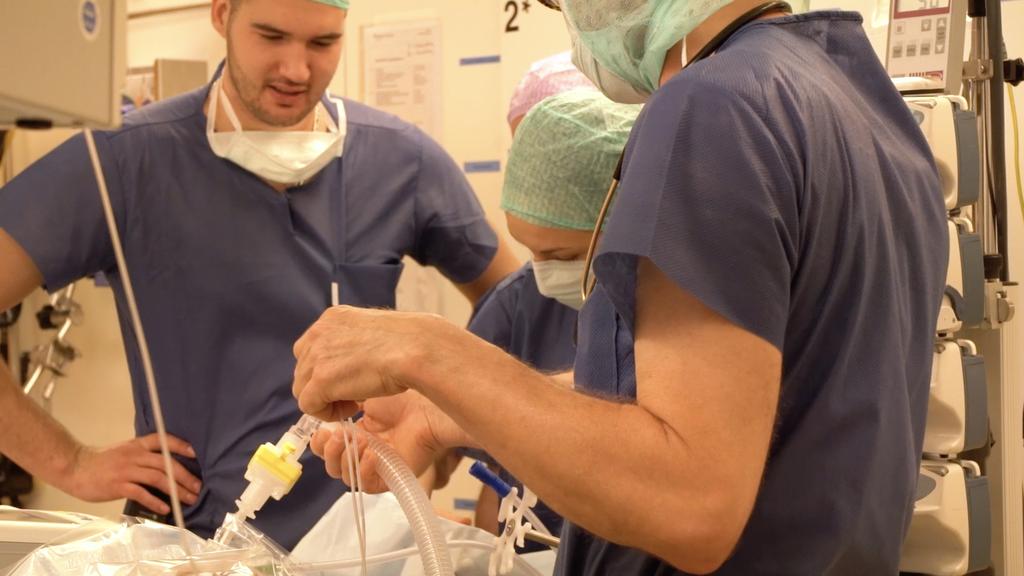 Ein Tag im Leben eines Chirurgen