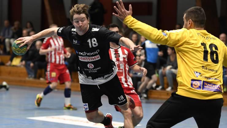 Führt Solothurns Goalie Dukanovic seine Mannschaft zum Sieg?