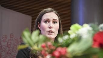 Mit 34 Jahren ist die Finnin Sanna Marin die jüngste Regierungschefin der Welt.