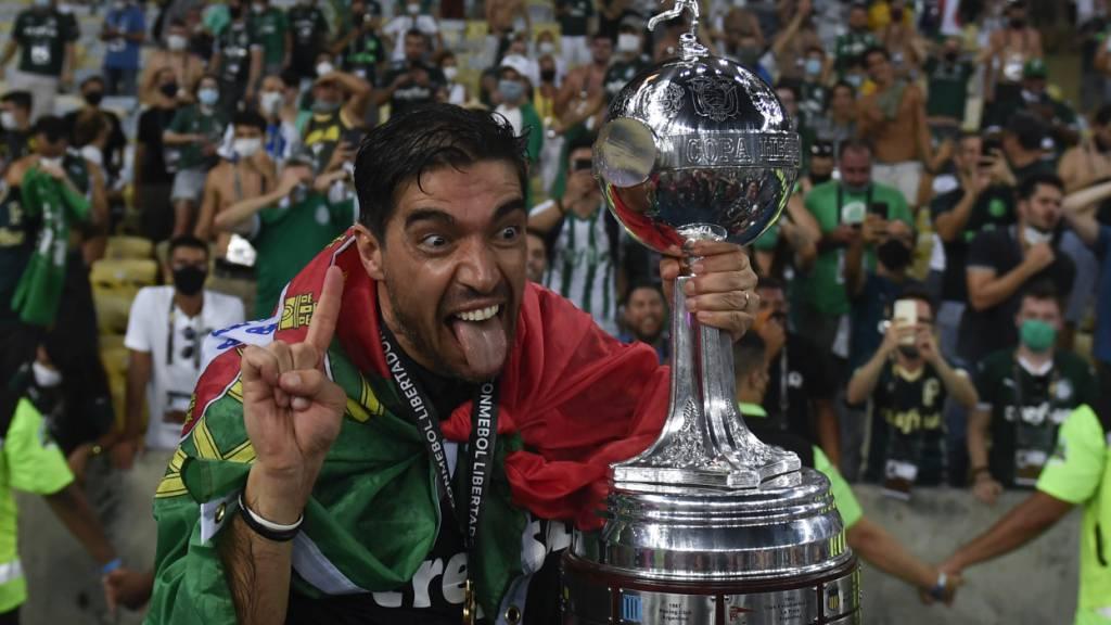 Palmeiras gewinnt brasilianisches Duell