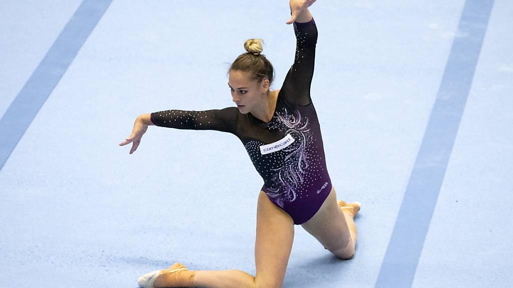 Giulia Steingruber wird Mehrkampf-18 - 16. WM-Gold für Biles