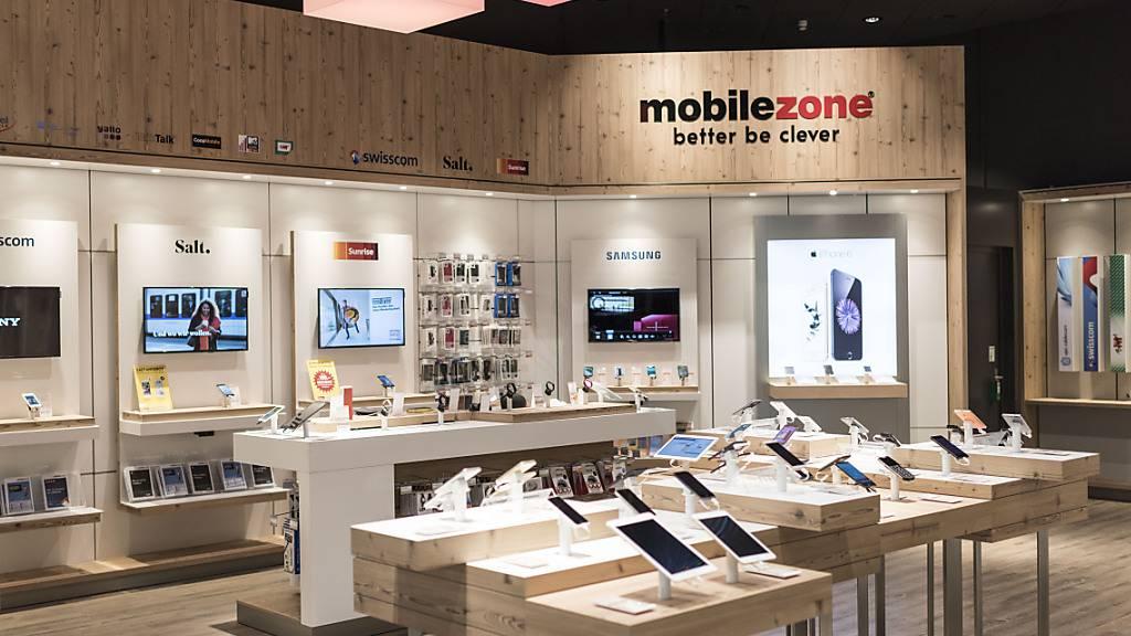 Mobilezone trennt sich von Grosshandelsgeschäft in Deutschland