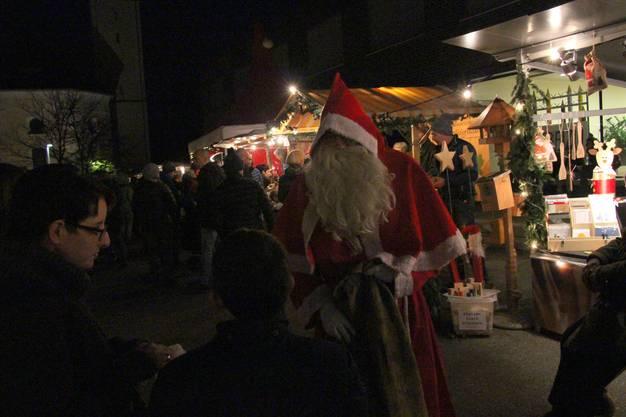Impressionen vom Weihnachtsmarkt Seengen.