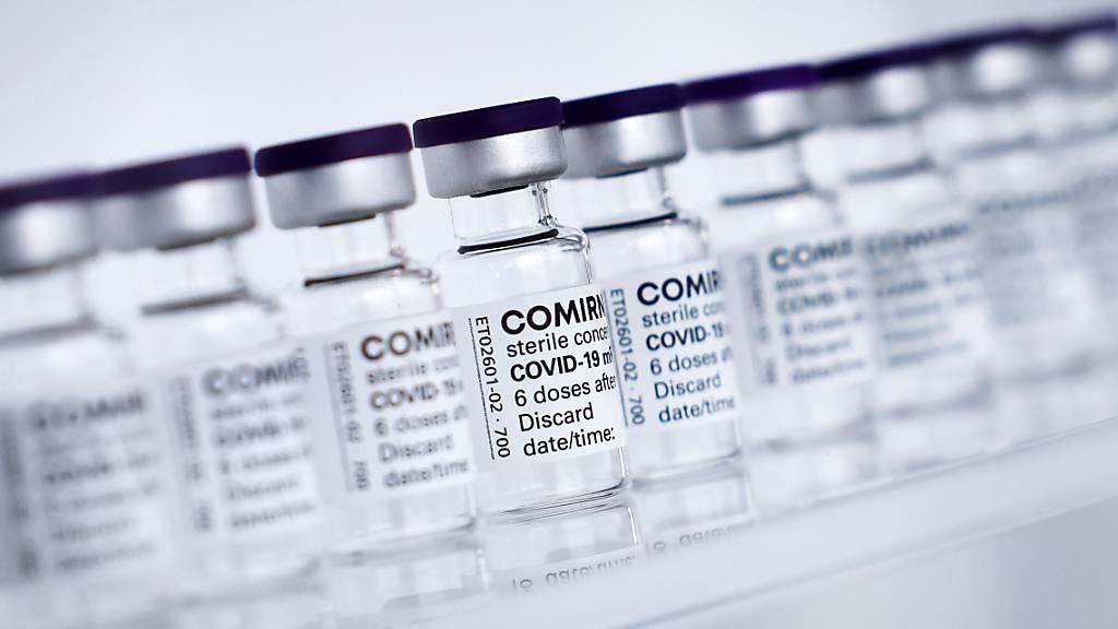 Kanada lässt Biontech-Impfstoff für 12- bis 15-Jährige zu