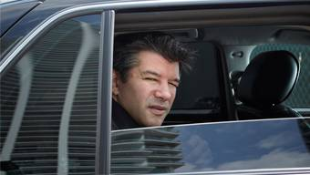 Der 40-jährige Uber-Chef Travis Kalanick gelobt nach den vielen Skandalen Besserung.