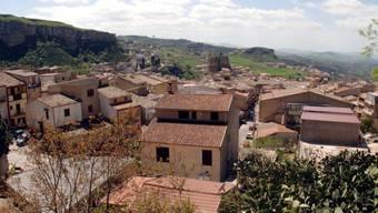 Sizilianische Kleinstadt Corleone (Archiv)