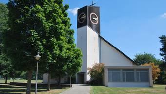 Die reformierte Kirche in Rohr wurde vor knapp 60 Jahren gebaut.