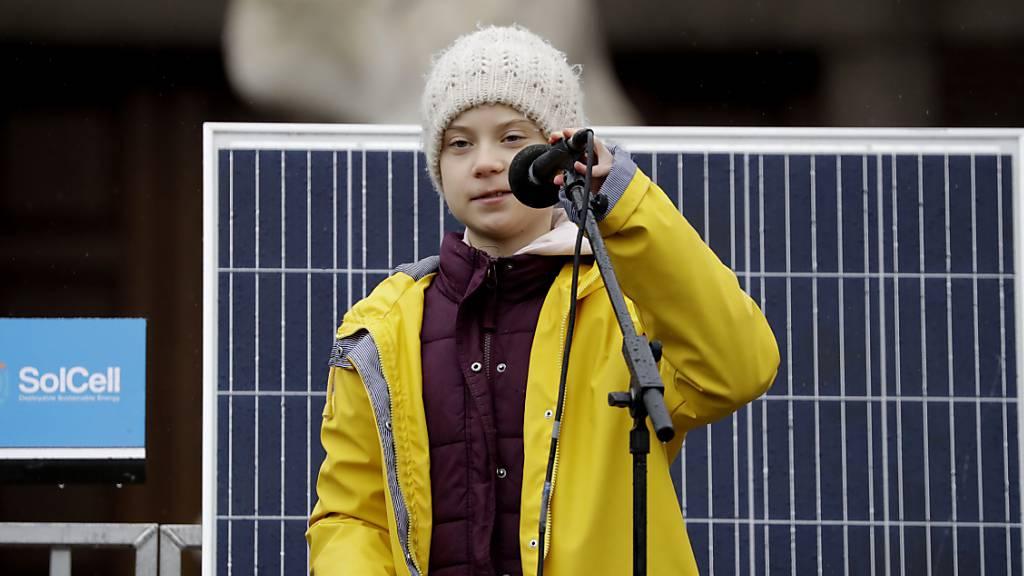 Greta Thunberg: Medien und Politik ignorieren Klimakrise
