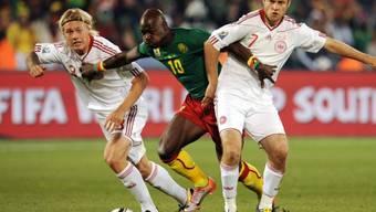 Kamerun vermochte sich nicht gegen die Dänen durchzusetzen