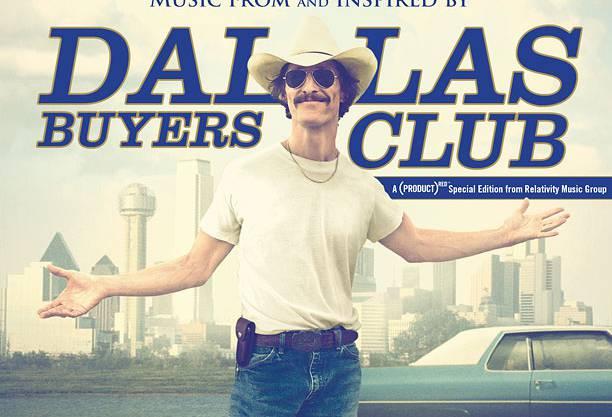 Das Filmplakat wirbt mit dem abgemagerten Matthew McConaughey.