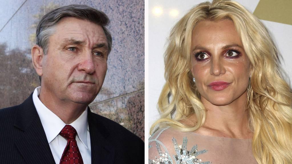 Britney Spears' Vater gibt Vormundschaft nach 13 Jahren ab