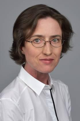 Simone Bucheli, Stv. Leiterin Amt für Migration.