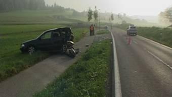 Horrorunfall in Oberwil-Lieli