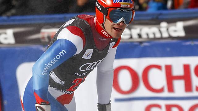 Im zweiten Training mit Rang 12 bester Schweizer: Patrick Küng