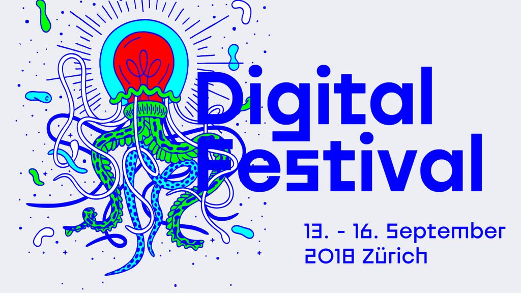 Das erwartet euch am Digital Festival 2018