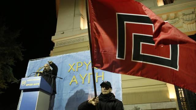 Machen dem Europarat Sorgen: Rechtsextreme in Griechenland