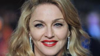Madonna macht jetzt auch Europa fit (Archiv)