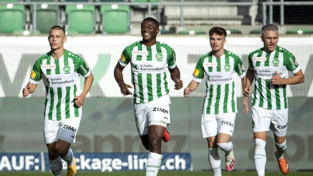Die Zwischenbilanz: So steht es um den FC St.Gallen
