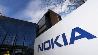 Der finnische Netzwerkausrüster Nokia soll an dem Konkurrenten Juniper Networks interessiert sein. (Archivbild)