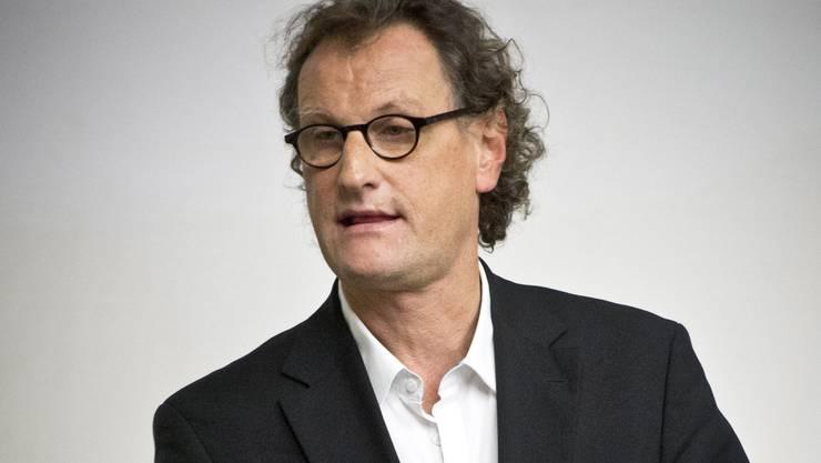 Badens Stadtammann Geri Müller äussert sich zur Kritik des Ex-ABB-Chefs Edwin Somm