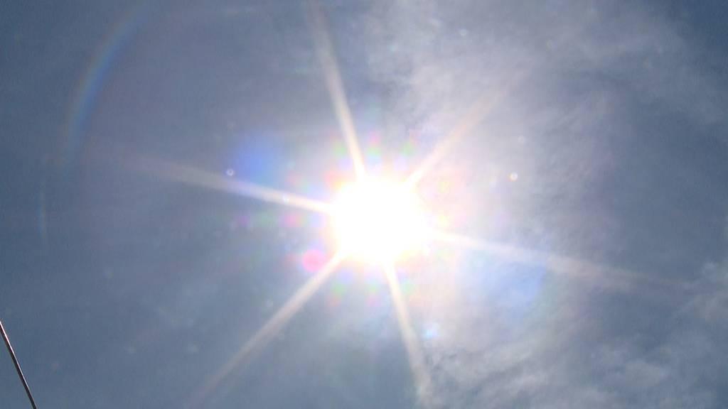 Hitzewelle überrollt auch Zürich