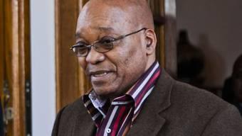 Jacob Zuma, Präsident Südafrikas, macht Druck für eine grosse, afrikanische Handelszone