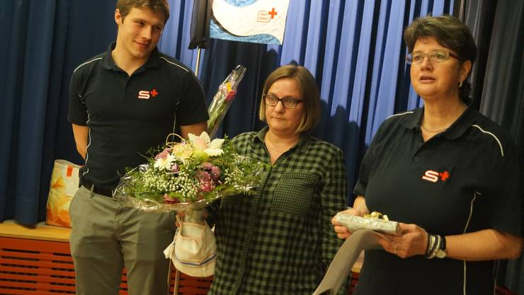 Die Aktuarin Sandra Jegge verabschiedet sich nach 20 Jahren aus dem Vorstand
