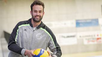 Daniel Rocamora Blazquez sammelt als Trainer in Basel seine ersten Erfahrungen bei einer Herrenmannschaft.