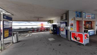 Bahnhof bekommt neue Rampe