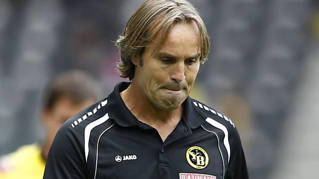 Nur Remis für Martin Ruedas YB gegen dessen ex-Klub Lausanne