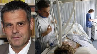 Rolf Vogel wird Leiter der Kardiologie