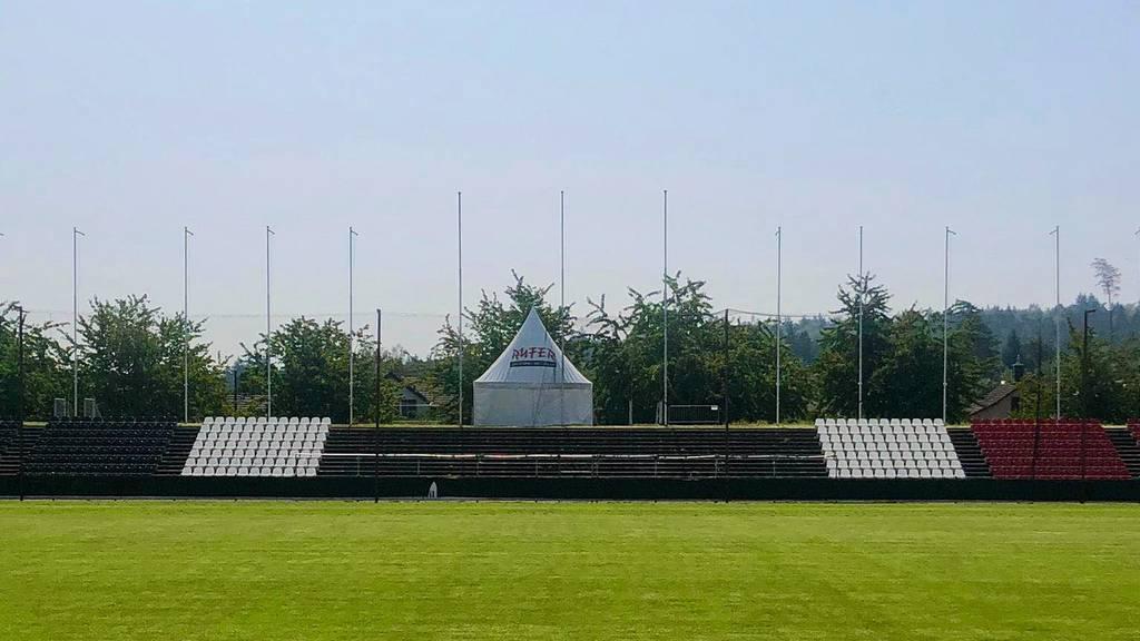 Die Fankurve bleibt bis auf Weiteres leer - dabei hatte der Club extra für die Fans die Sitze abgeschraubt