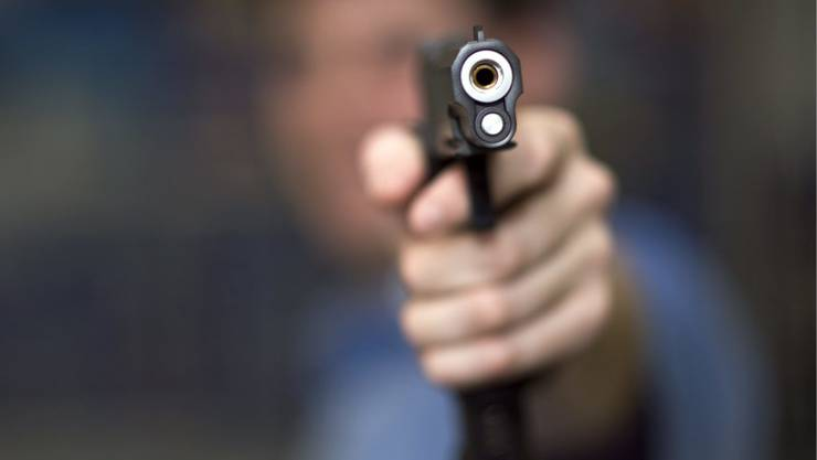Unterstehen dem Waffengesetz: Zum Spass eingesetzte Soft-Air-Guns in Kriens LU lösen Polizeieinsatz aus. (Symbolbild)