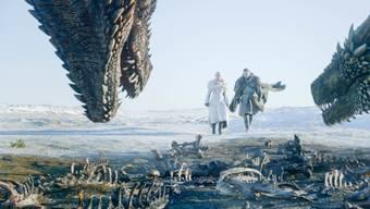 """Die geplante neue HBO-TV-Serie zur Vorgeschichte von """"Game of Thrones"""" soll """"House of the Dragon"""" heissen. (Symbolbild)"""