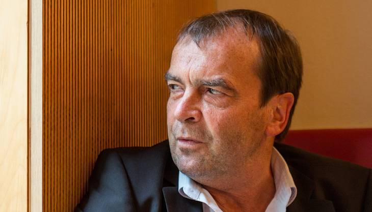 Jürg Caflisch: «Ausserhalb von Baden ist Gerigate doch schon lange kein Thema mehr.»