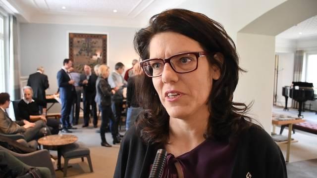Brugg und Schinznach-Bad sagen Ja zur Fusion: die Brugger Frau Stadtammann Barbara Horlacher im Interview