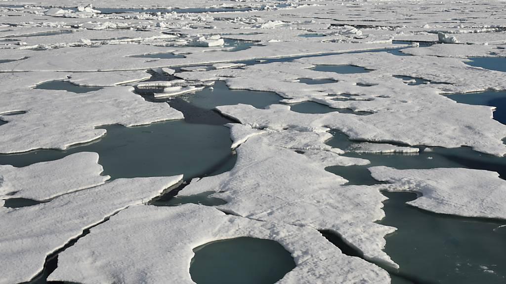 WMO: Globaler Temperaturanstieg um 1,5 Grad schon in Reichweite