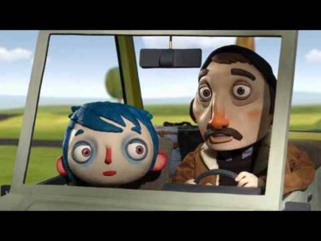 Ma vie de Courgette - Trailer (Mein Leben als Zucchini, CH, F, 2016)