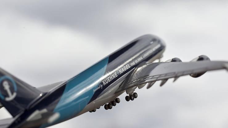 In der Kontraktlogistik soll der Fokus in Grossbritannien künftig auf den Geschäftsfeldern Luftfahrt, Regierung und Pharma liegen. (Archivbild)
