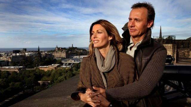 Verdient jetzt ihr eigenes Geld: Kirsty Bertarelli, Frau des Unternehmers Ernesto Bertarelli.  Foto: Getty Images