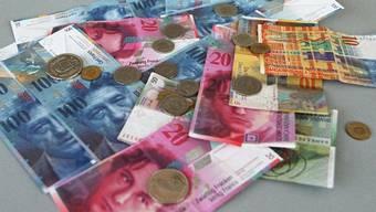 Nächsten Dienstag befasst sich der Gemeidnerat mit dem erwarteten Budgetdefizit. (Symbolbild)