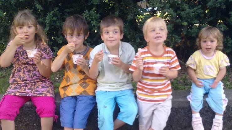 Dem Verein Familie Steinhauer ist es wichtig, den Kindern ein familiäres Umfeld zu bieten, in dem sie sich entwickeln können. ZVG