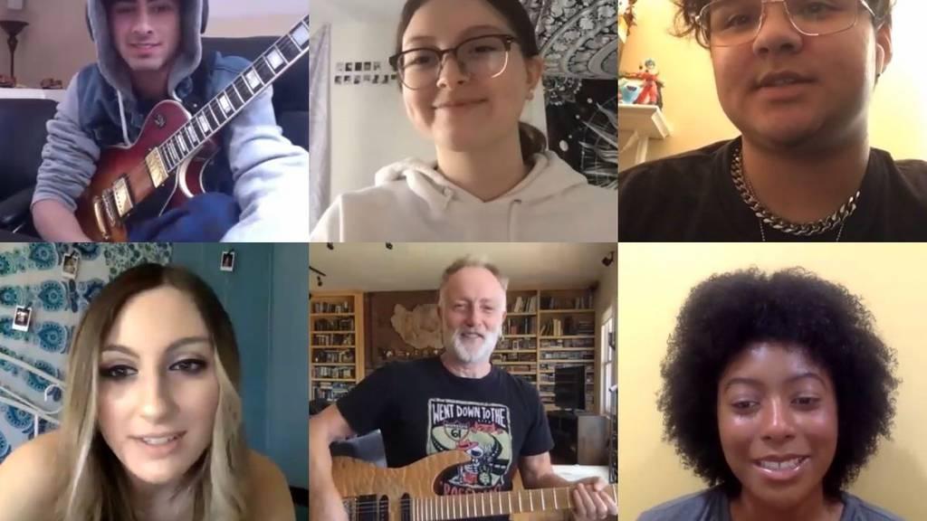 Videocall mit Phil Collen von «Def Leppard»