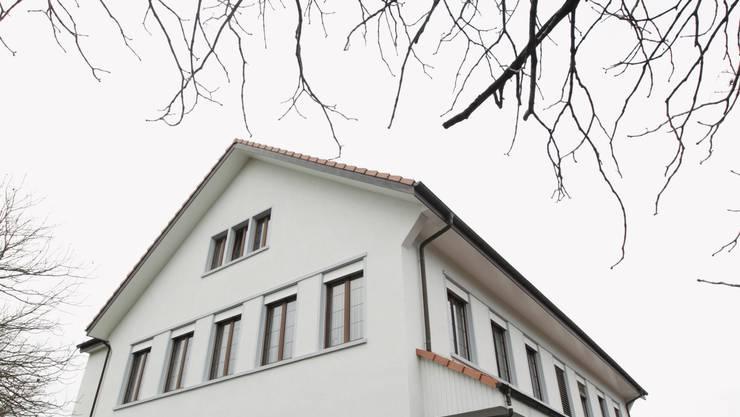 Gemeindehaus: Der Gemeinderat fürchtete sich vor dem Ex-Feuerwehrmann. (Raphael Hünerfauth)