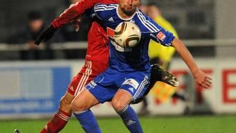 Der FC Wohlen unterliegt Nyon (Symbolbild)