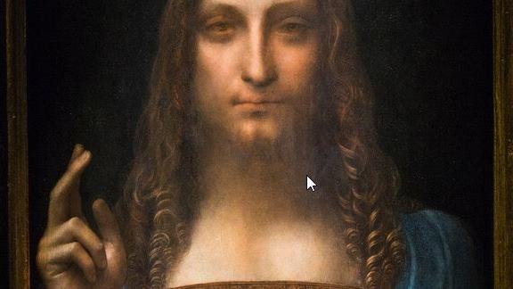 450 Millionen Dollar für Da Vinci-Gemälde