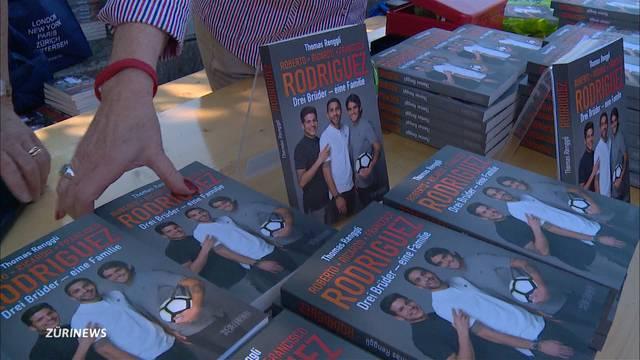 Rodriguez-Brüder feiern ihre Buchvernissage