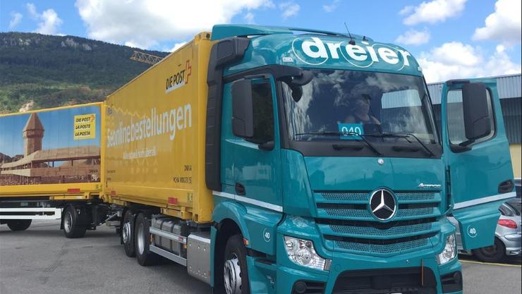Die Dreier AG übernimmt das GE-Areal in Oberentfelden.